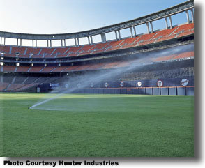Hunter Industries Irrigation Systems